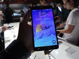 thumbs samsung galaxy note 4 unpacked 2014 11 Premiera Galaxy Note 4 na UNPACKED 2014   lepiej, solidniej i funkcjonalniej