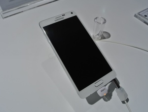 thumbs samsung galaxy note 4 unpacked 2014 02 Premiera Galaxy Note 4 na UNPACKED 2014   lepiej, solidniej i funkcjonalniej