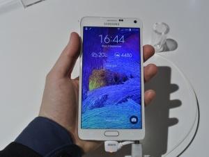 thumbs samsung galaxy note 4 unpacked 2014 04 Premiera Galaxy Note 4 na UNPACKED 2014   lepiej, solidniej i funkcjonalniej