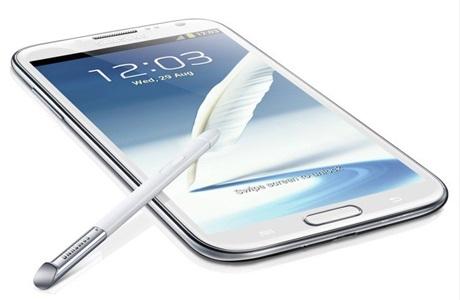 Samsung Galaxy Note II / fot. Samsung