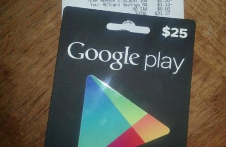 Karty Podarunkowe W Google Play Juz Niedlugo Blog Galaktyczny Pl