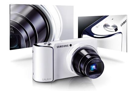 Samsung Galaxy Camera [źródło: Samsung]