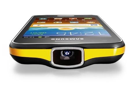 Samsung Galaxy Beam [źródło: Samsung]