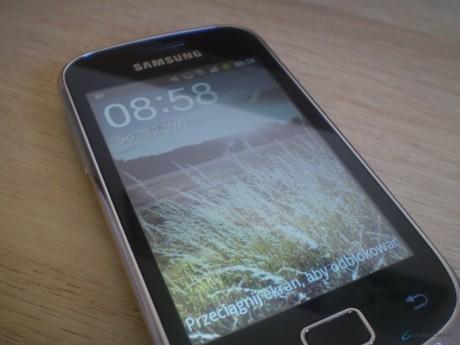 Samsung Galaxy Mini 2 - TouchWiz