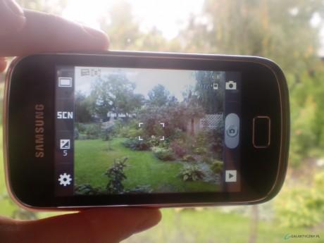 Samsung Galaxy Mini 2 - Aparat