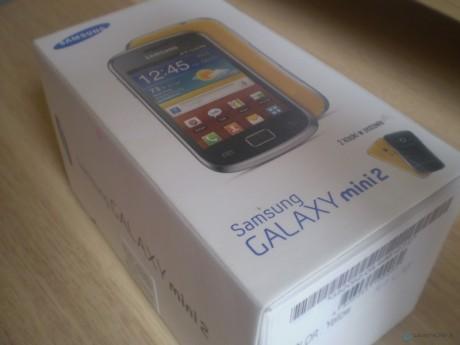 Samsung Galaxy Mini 2 - Pudełko