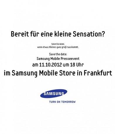 Samsung Mobile Presseevent