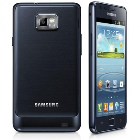 Samsung Galaxy S II Plus [źródło: Samsung]