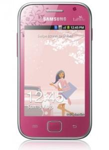 Samsung Galaxy Ace Duos La Fleur