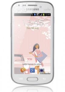 Samsung Galaxy S Duos La Fleur