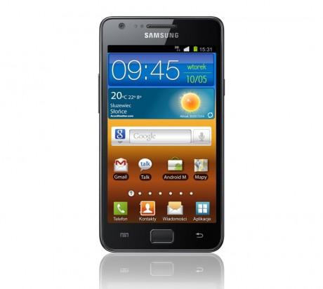 Samsung Galaxy S II [źródło: Samsung]
