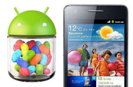 Samsung Galaxy S II [źródło: galaktyczny]