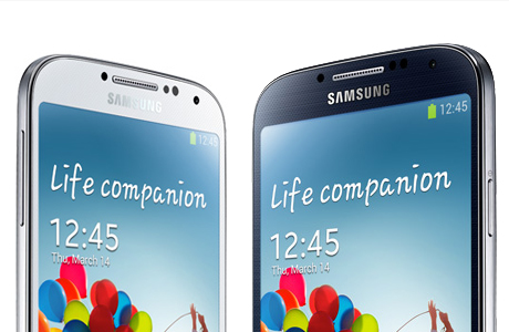 Samsung Galaxy S 4 [źródło: galaktyczny.pl]
