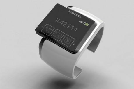Koncept SmartWatch od Samsunga [źródło: SamMobile]