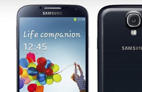 Samsung Galaxy S 4 [źródło: Samsung]