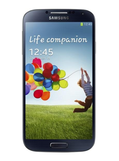 Samsung Galaxy S 4 - Black Mist / fot. Samsung
