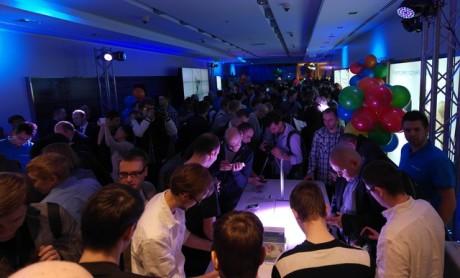 Otwarcie Samsung Brand Store [źródło: samsungmedia.pl]