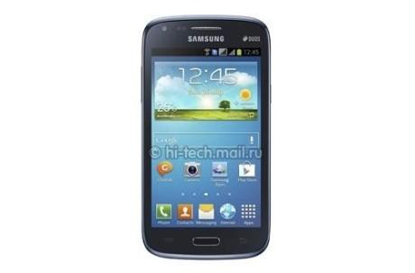 Samsung Galaxy Core [źródło: hi-tech.mail.ru]