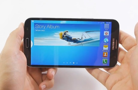 Samsung Galaxy Mega 6.3 [źródło: PhoneArena]
