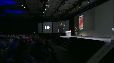 Samsung Galaxy S 4 Google Edition [źródło: galaktyczny.pl]