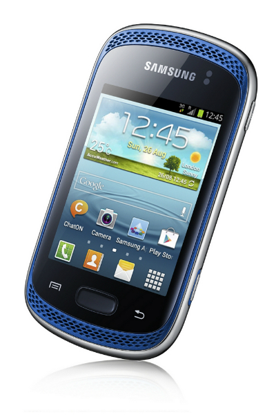 Samsung Galaxy Music [źródło: Samsung]