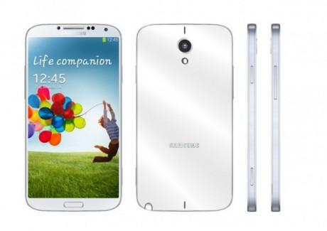 Samsung Galaxy Note 3 - koncept [źródło: SmartFan]