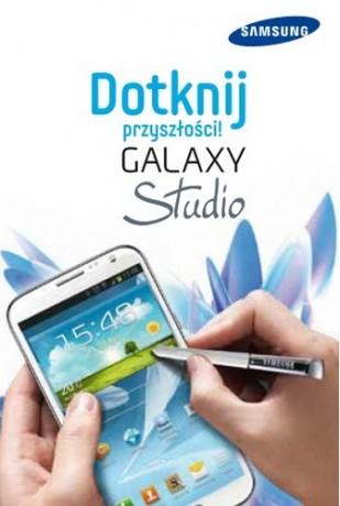 Samsung GALAXY Studio [źródło: Samsung]