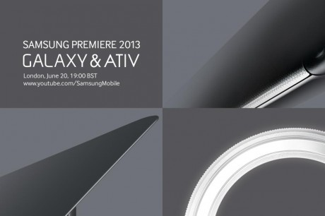 Samsung Galaxy Premiere 2013 [źródło: SamMobile]