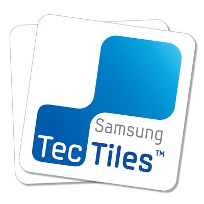Samsung TecTiles [źródło: Samsung]