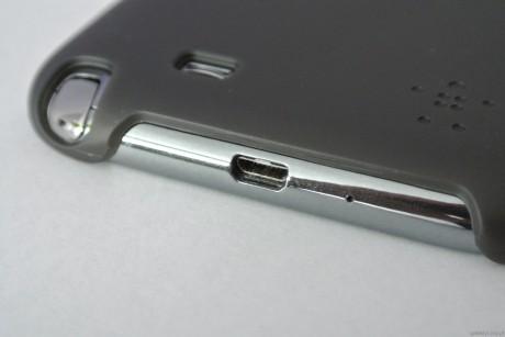 Belkin Shield Sheer Matte dla Galaxy Note II [źródło: galaktyczny.pl]