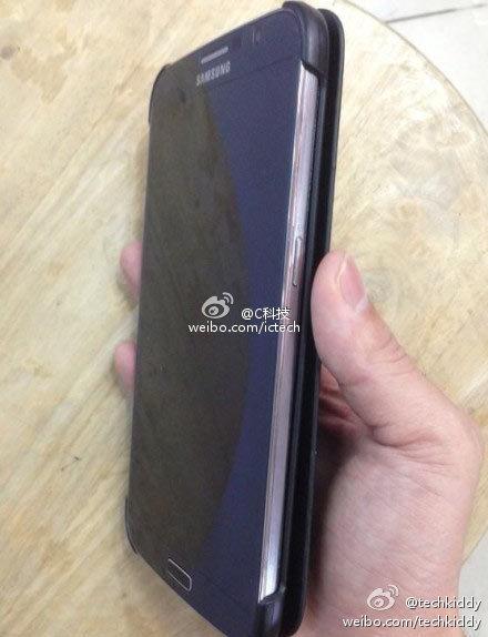 Samsung Galaxy Note 3 ? [źródło: weibo.com]