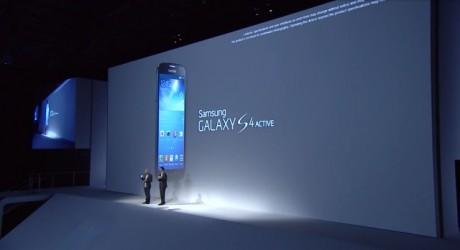 Samsung Galaxy S 4 Active [źródło: Samsung Mobile]
