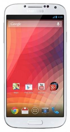 Samsung Galaxy S 4 Google Edition [źródło:  Google]