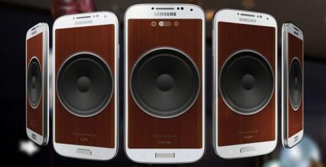 Group Play w Galaxy S 4 [źródło: Samsung]