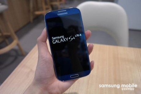 Samsung Galaxy S 4 LTE-A [źródło: ruliweb]