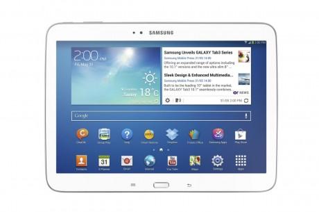 Samsung Galaxy Tab 3 10.1 (GT-P5210) [źródło: Samsung]