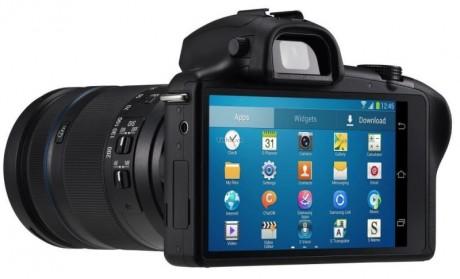 Samsung Galaxy NX [źródło: SamMobile]