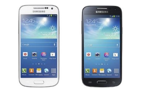 Samsung Galaxy S 4 mini [źródło: galaktyczny.pl]