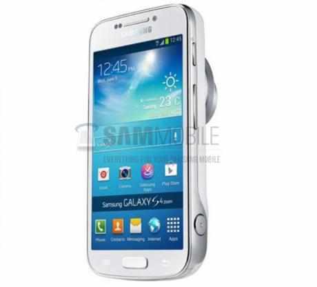 Samsung Galaxy S 4 Zoom [źródło: SamMobile]