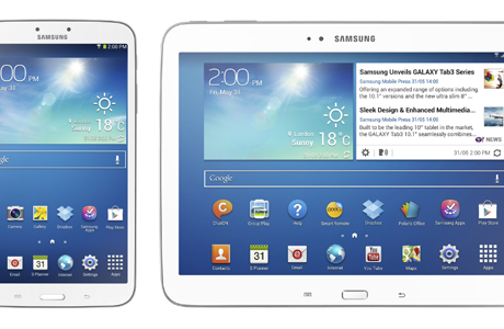 Samsung Galaxy Tab 3 [źródło: Samsung]