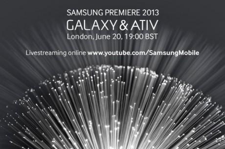 Samsung Premiere 2013 [źródło: SamMobile]