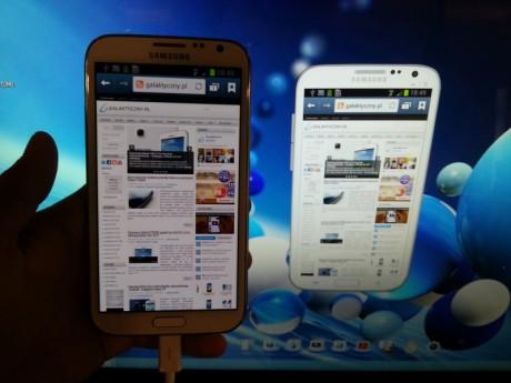 Samsung SideSync [źródło: galaktyczny.pl]