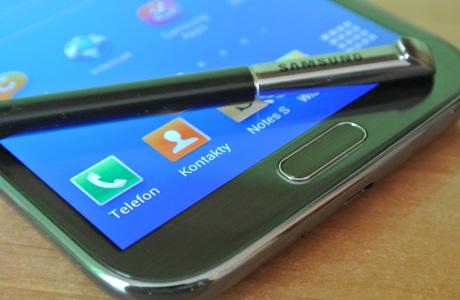 Samsung Galaxy Note II [źródło: galaktyczny.pl]