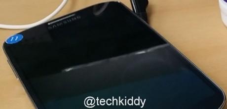 Samsung Galaxy Note III [źródło: Twitter]