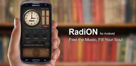 RadioON [źródło: Google Play]