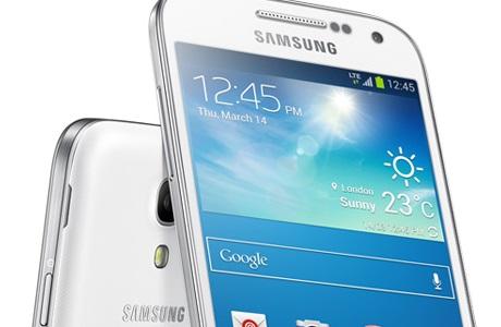 Samsung Galaxy S 4 mini [źródło: Samsung]