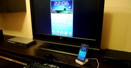 Stacja multimedialna dla Galaxy Note II - Dysk twardy [źródło: galaktyczny.pl]