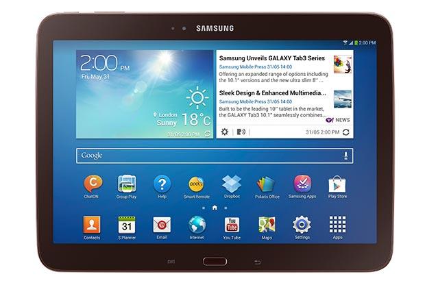 Samsung Galaxy Tab 10.1 [źródło: SammyHub]