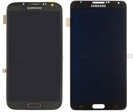 Galaxy Note II vs. Galaxy Note III - ekran [źródło: SamMobile]