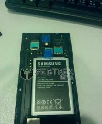 Galaxy Note III - bateria [źródło: Webtrek]